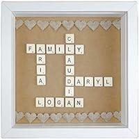 Scrabble Family Box Frame