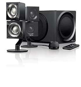 Creative Zii Sound T6 Black Speakers