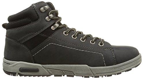 Dockers by Gerli 35RE003-400100 Herren Hohe Sneakers Schwarz (schwarz 100)