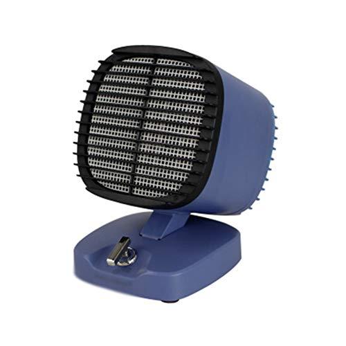 214 Home-office (Axcui Keramische Raumheizung Tragbare Elektrische Lufterhitzer Mit Thermostat Einstellbare Heizungsarten Überhitzen Kippschutz Oszillierende Home Office Verwenden 400W / 600W,A)