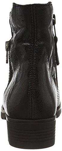 Mjus 584205-0201-6002, Bottes Classics courtes, doublure chaude femme Noir - Noir