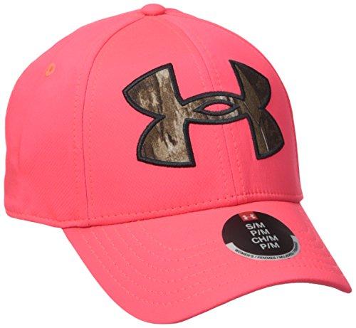Under Armour Damen Caliber 2.0Gap, damen, Pink Chroma/Realtree Ap-Xtra (Realtree Mütze Damen)