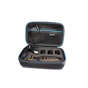Supremery Tasche für Philips Bodygroom Series 3000 BG2026/32 Case Schutz-Hülle Etui Tragetasche