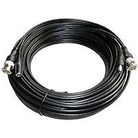 Hyundai - Câble coaxial, connecteurs BNC + alimentation, 20 mètres - câble-BNC-A-20
