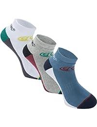 Animal Train 3 Pack Trainer Socks