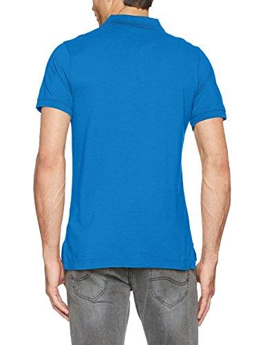 Tommy Jeans Herren Poloshirt Blau (Skydiver)