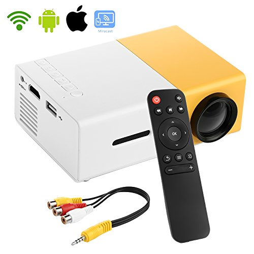 PowerLead Mini Beamer 1080P