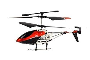 Amewi 25052  Skyrider - Helicóptero a control remoto con 3 canales con giroscopio Importado de Alemania