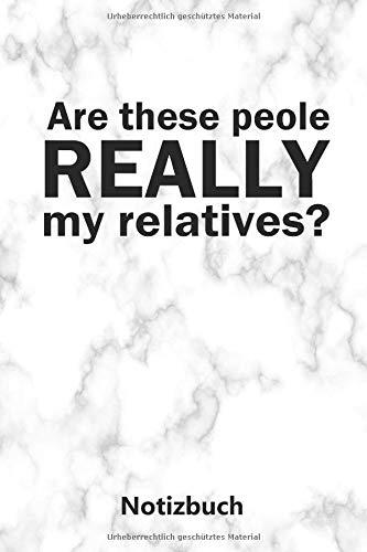 Notizbuch: Sind das wirklich meine Eltern? | lustig | (liniert | 100 - Wirklich Lustige Kostüm