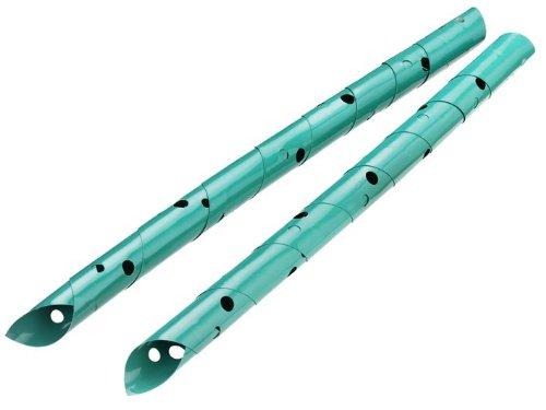 Connex FLOR78725 Protection d'Arbres en Spirale 60 cm Lot de 2