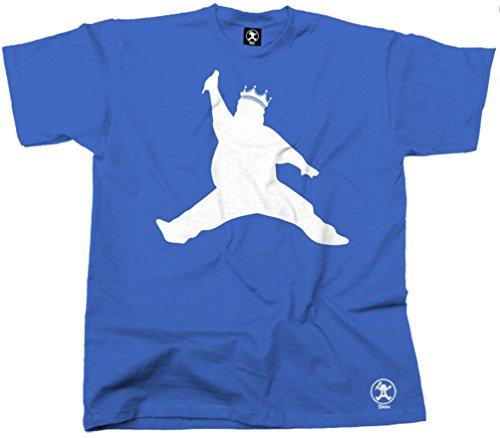 Dibbs Clothing Herren T-Shirt Blau