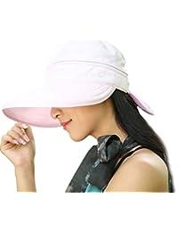 Amazon.it  cappello tesa larga donna  Abbigliamento 389e1fd1d789