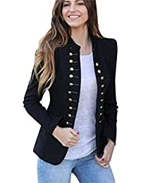 8e8c85172 Amazon.es  abrigos largos mujer - Trajes y blazers   Mujer  Ropa