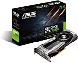 ASUS GTX1080TI-FE Founders Edition GF GTX 1080 Ti 11 GB GDDR5X PCIe 3.0 x16 3 x DisplayPort Graphics Card - Black