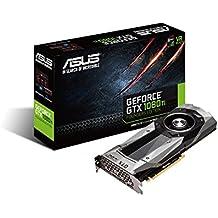 Asus GeForce GTX1080TI-11G Founders Edition Gaming Grafikkarte (Nvidia, GDDR5X, für bestes VR & 4k Gaming and System-Integration)