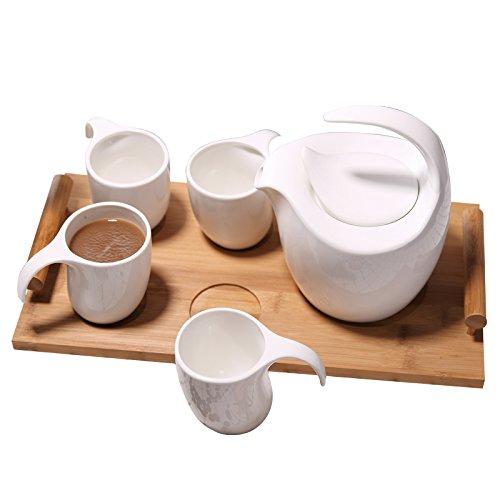 FAN4ZAMEHome Keramik Kaffeetasse Setafternoon Cup Sets Von Combinationssimple Wohnzimmer Kaltes Wasser Topfset Kreative Haushalt Wasser Kaffee Tasse Keramik Krug (Reise Star Wars Kostüme Gold)