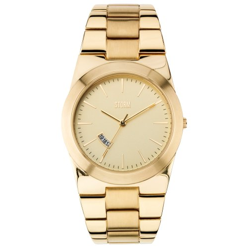 Storm – -47207/GD – Watch, Stainless Steel Strap Gold