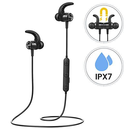Mpow Bluetooth Auriculares Deportivos para Deportes