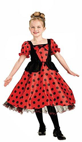 Disfraz de Bailarina de Sevillanas Flamencas Niña Infantil 7 – 9 años