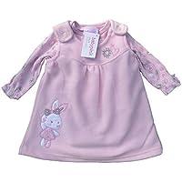 Baby Girl Rosa 2pezzi: vestito e (3 Pezzi Bambino Outfit)