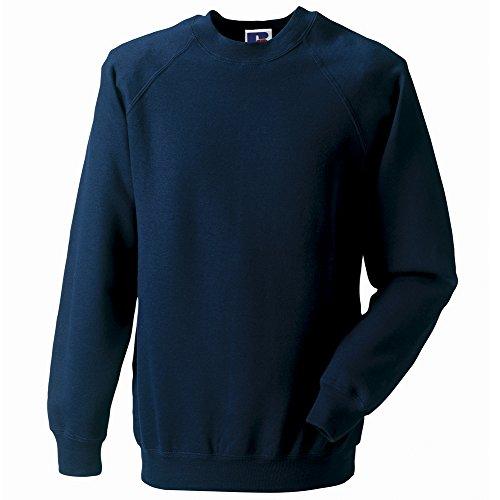 russell-sweat-shirt-homme-bleu-french-navy-4xl