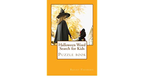 Buy Halloween Word Search for Kids : Halloween Words Related