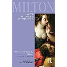 Milton: The Complete Shorter Poems (Longman Annotated English Poets) by John Carey (Editor) (21-Aug-2006) Paperback