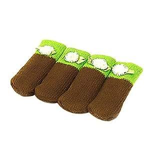 Praktische strickwolle tische und st hle abdecken 4 st ck for Praktische tische