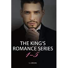 The King's Romance Series - Box Set 1-5: A Dark Alpha Billionaire Romance Series