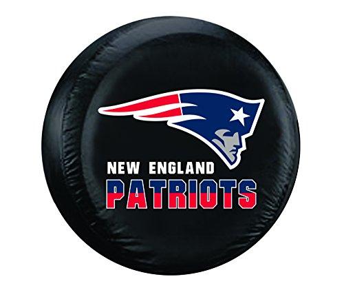 NFL Tire Cover, 23245983112, Schwarz , Large