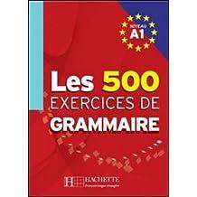 Les exercices de Grammaire Niveau A1