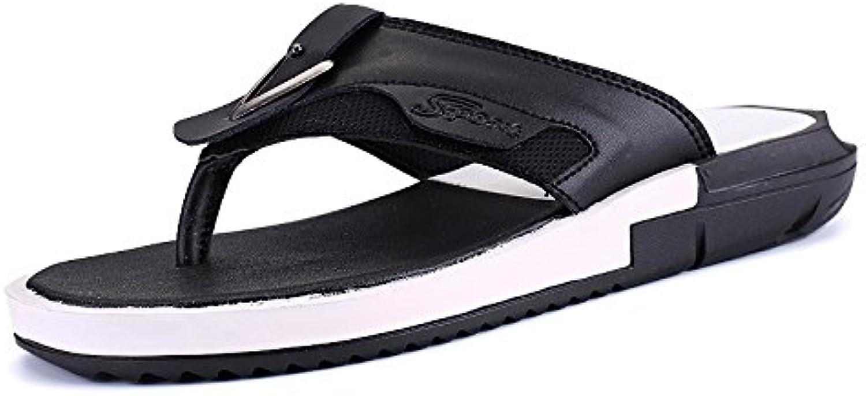 @Sandals Hausschuhe  Flip   Flops  Neue Mode  Antiskid  Atmungsaktiv  Koreanische Schuhe  Beach   Schuhe.