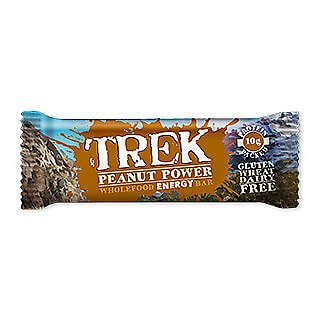 Trek Protein Peanut Power 3 x 55 g Bar Multi Pack (Gb Multi Pack)