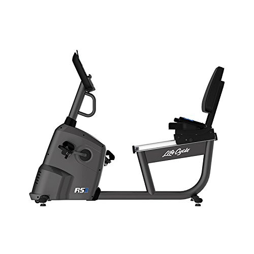 RS 1 Lifecycle Liegeergometer mit Track+ Konsole, RS1