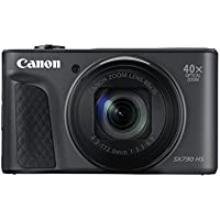 Canon PowerShot SX730 HS 20.3 MP Camera - Black