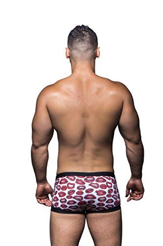 Andrew Christian - Short de bain - Homme Multi-ColotLip Print