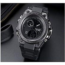 ZSDGY Reloj Táctico Especial, Reloj Al Aire Libre Adulto Deportivo Multifuncional Masculino, Reloj Electrónico