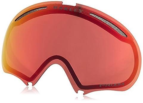 Oakley a-frame 2.0Skibrille Unisex, uni, A-Frame 2.0, weiß, Sans