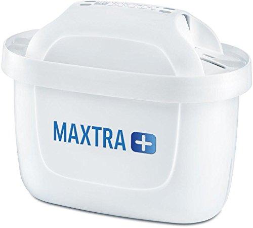 BRITA Filterkartuschen MAXTRA+ im 6er Pack - Kartuschen für alle BRITA Wasserfilter zur Reduzierung von Kalk, Chlor & geschmacksstörenden Stoffen im Leitungswasser