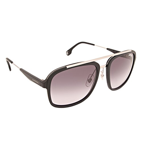 Carrera Gradient Square Unisex Sunglasses - (CARRERA 133/S TI7 579O 57 Grey Color)