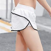 Zgsjbmh Mujer Pantalones Cortos Pantalones Cortos para Mujer de Entrenamiento de Yoga de Secado rápido Pantalones Cortos Deportivos Transpirables Running Pantalones Cortos de Yoga