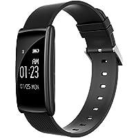 PIO Smart Armband, wasserdichter Touchscreen Smart Fitness / Activity Tracker Smartwatch Multicolor Optional