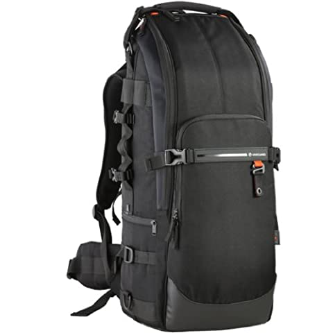 Vanguard Quovio 66 Professional DSLR Backpack for LARGE Telephoto Lens - Black
