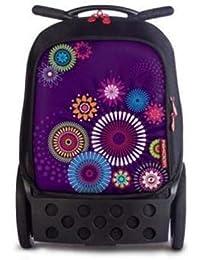 ... Bolsas escolares : Viva el Cole. Nikidom - Trolley escolar, Multicolor (Mandala)