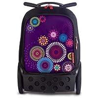 Nikidom - Trolley escolar, Multicolor (Mandala)