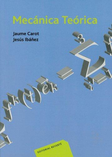 Descargar Libro Mecánica Teórica (Altres obres) de Jaume Carot Giner