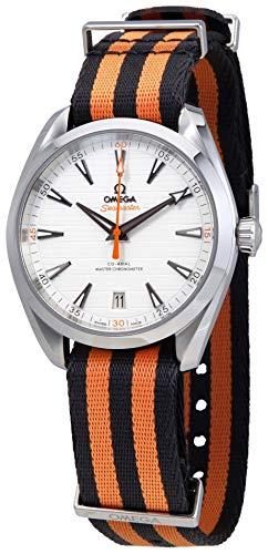 Omega Seamaster Aqua Terra Golf Edition Automatic Mens Nato Watch 220.12.41.21.02.003