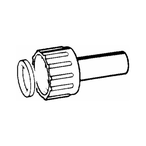 Pipe Thread Swivel (Rain Drip R326CT Pipe Thread Swivel with 0.25-Inch Compression Adaptor by Raindrip)