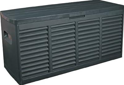 H.G.NN 12001226 Kissenbox 117 x 45.2 x 57.7 cm schwarz