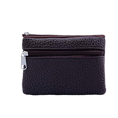 ♬LILICAT Portefeuille en cuir pour femme Portefeuille en cuir avec porte-monnaie